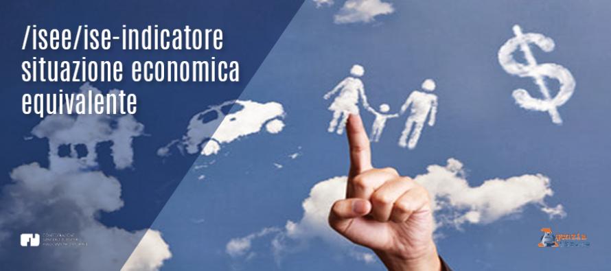 ISEE/ISE – indicatore situazione economica equivalente