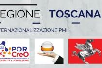 Toscana, al via gli incentivi per l'internazionalizzazione