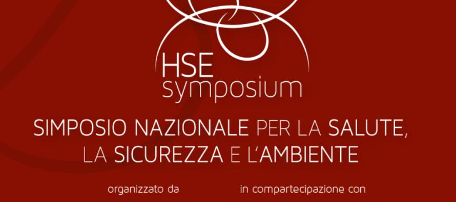 HSE Symposium in programma a Napoli il 12 ed il 13 ottobre