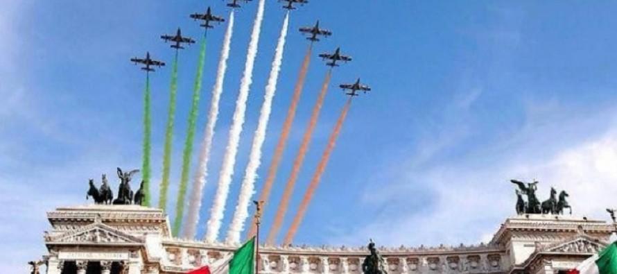 Il 2 la festa della Repubblica: auguri Italia