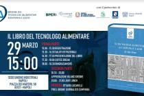 """""""Il Tecnologo Alimentare in Campania e Lazio – ieri, oggi e domani"""": l'evento il 29 marzo a Napoli"""